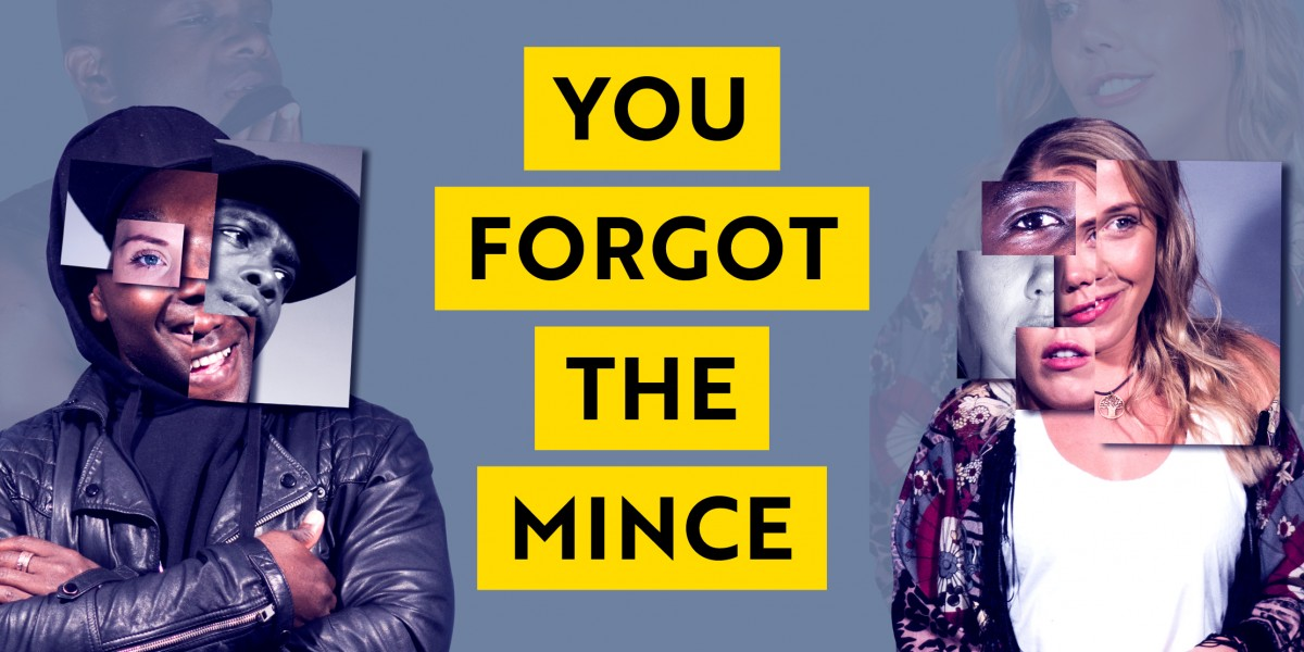 You Forgot The Mince - poster image